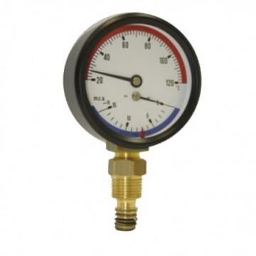 Termohidrometro Vertical 40...