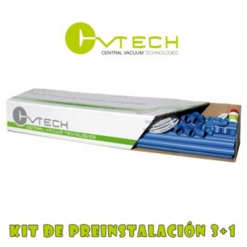 Kit De Preinstalación 3+1