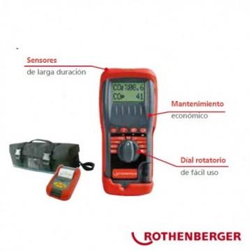 Analizador De Gases Rotest...