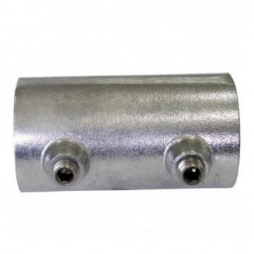 Union Tubo Aluminio De 1