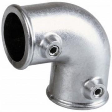 Codo 90º Aluminio De 1