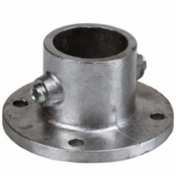 Base Aluminio De 1 1/2