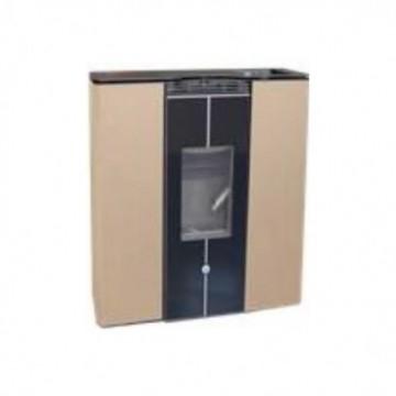 Estufa Dorica Box Beige 10 Kw
