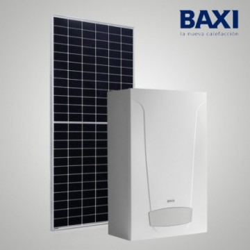 Baxi - Kit Fotón 2,5 Kwp