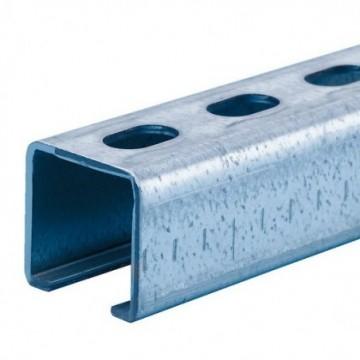 Soporte Perforado 28/30X400