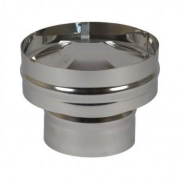 Deflector Inox De 130