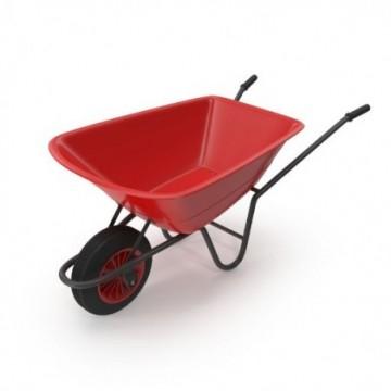 Carretillo Caja Roja