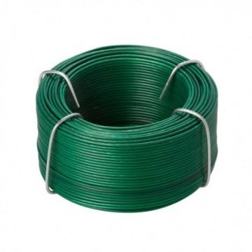 Kg Alambre Plastif Verde...