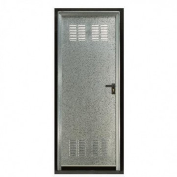 Puerta Metalica Pz-800 Dcha...
