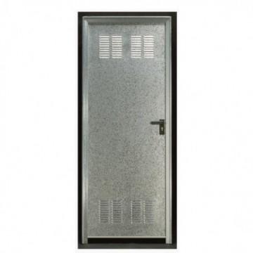 Puerta Metalica Pz-900 Dcha...