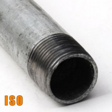 Tubo Galvanizado Iso 1 1/4 6Mt