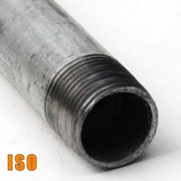 Tubo Galvanizado Iso 3 1/2 6Mt