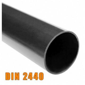 Tubo Negro Din 2440 1 6Mt