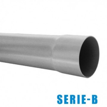 Tubo Sanitario Serie B 125X5 M