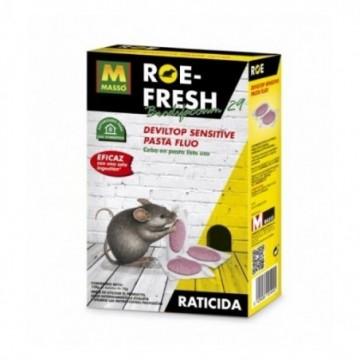 Raticida Roe-Fresh 150 Grs...