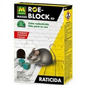 Raticida Roe Massoblock...